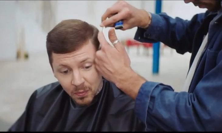 Professor Green and Josh Coombes Discuss the Importance of Role Models