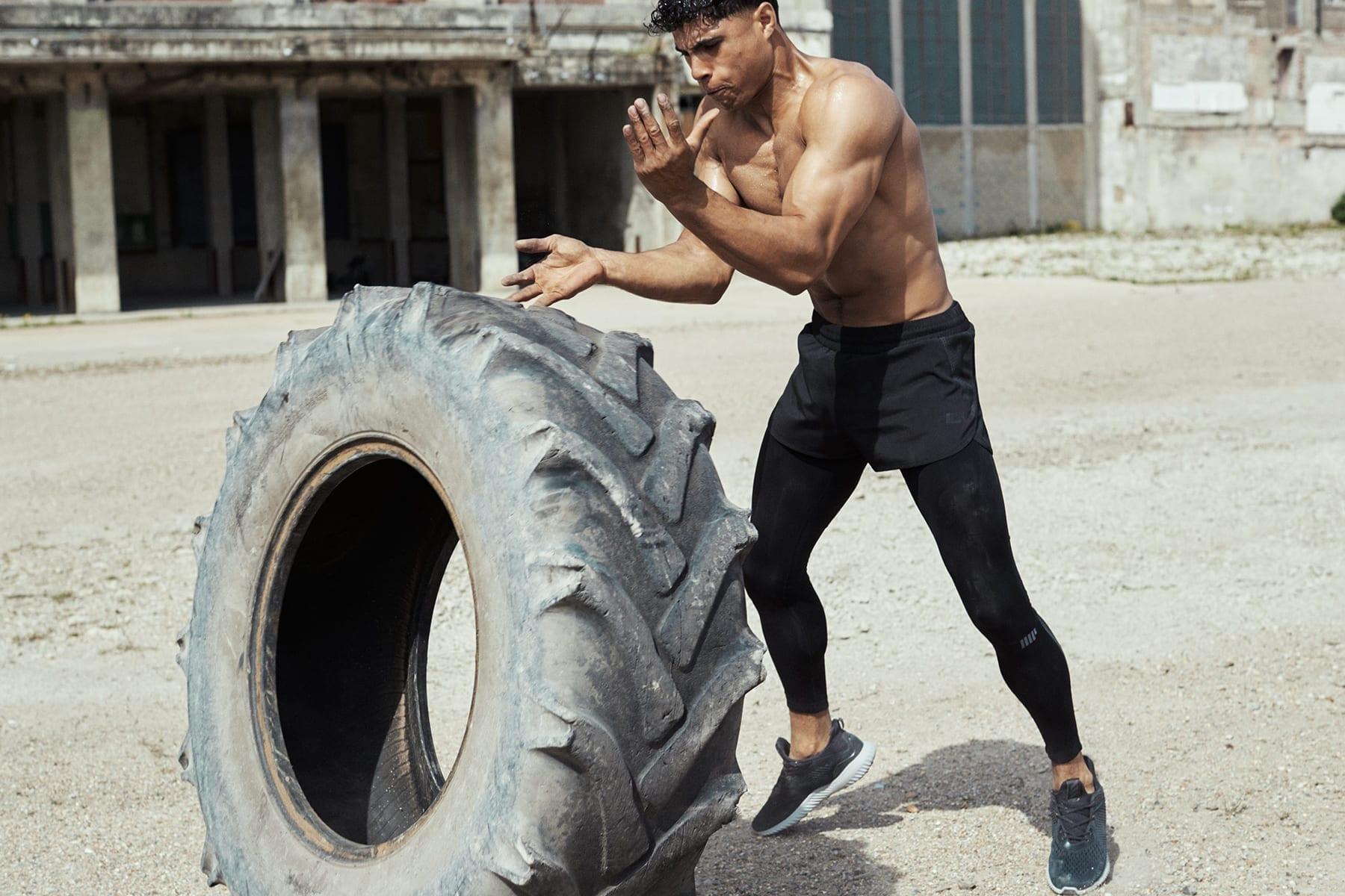 Os músculos do braço | Bíceps e Tríceps