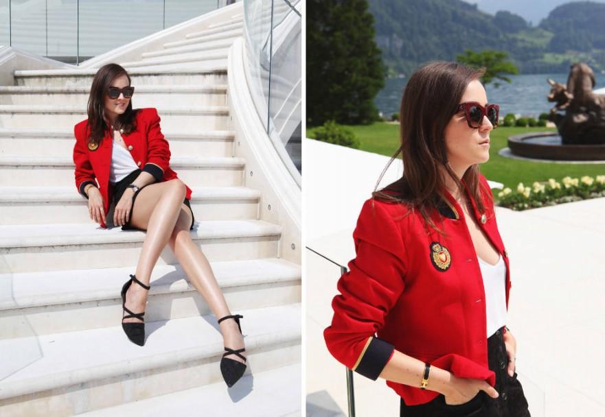 Senso blogger style