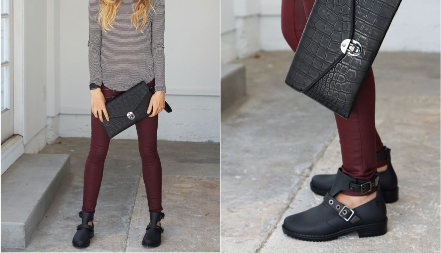 Melissa shoes blogger style