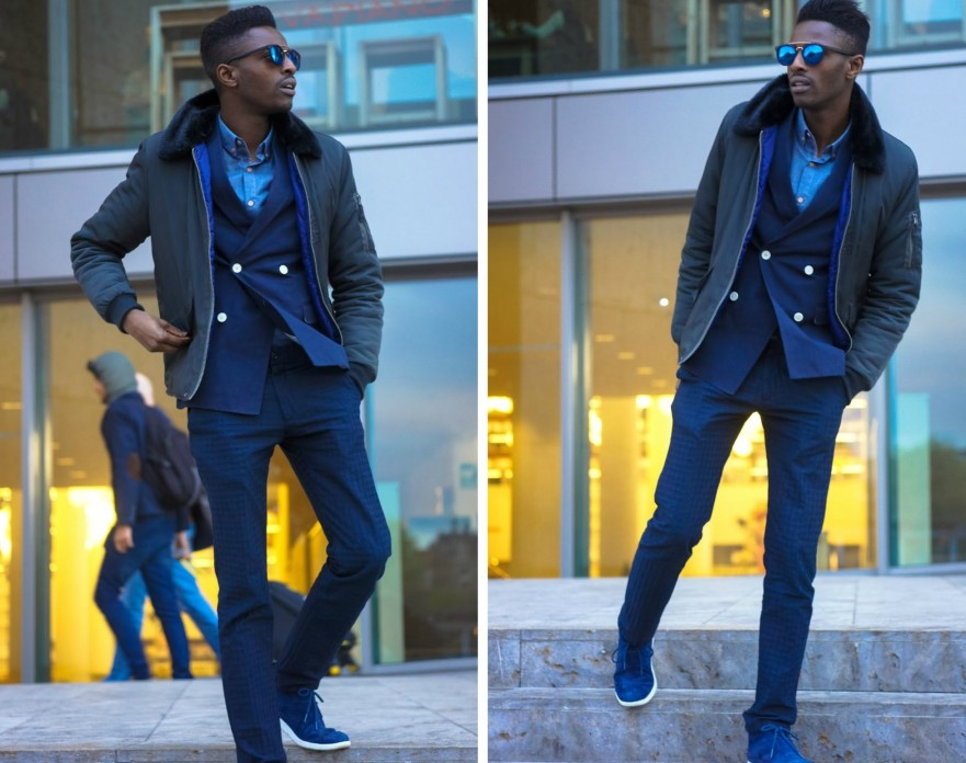 UGG Mens blogger style