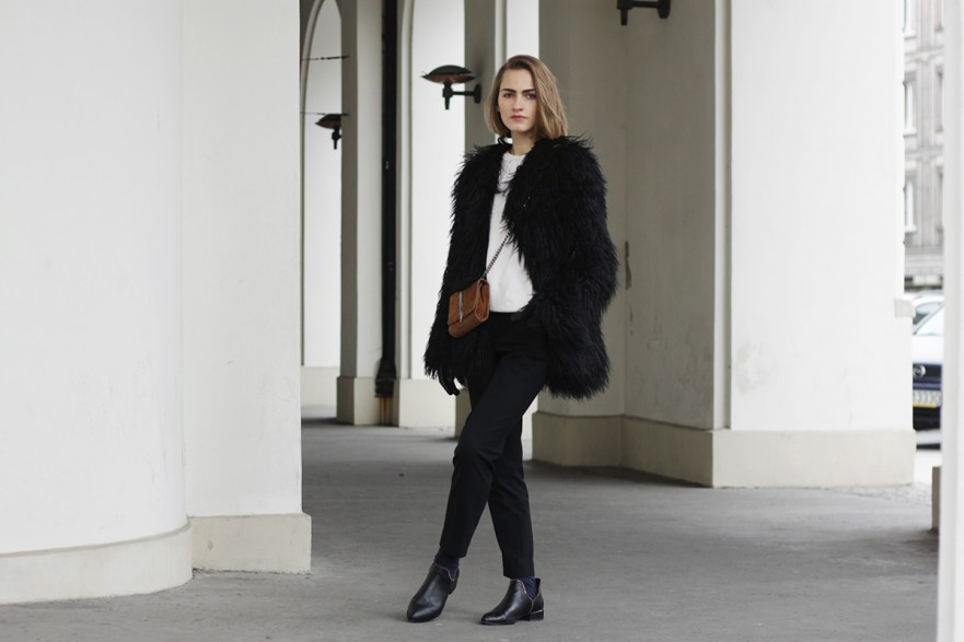 Senso ankle boots blogger style