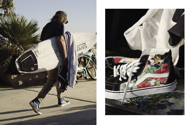 The Legacy of the Vans Sk8-Hi