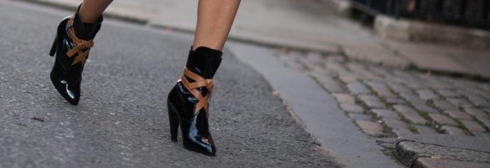 London Fashion Week Shoe Guide