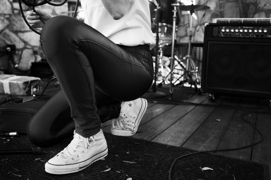 Converse & Music : A Look Defined