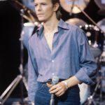 David Bowie style 1977