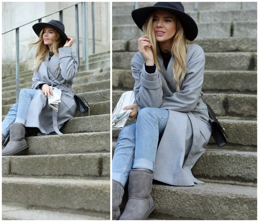 UGG boots Blogger Style