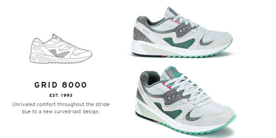 Saucony Originals: A Guide Through History