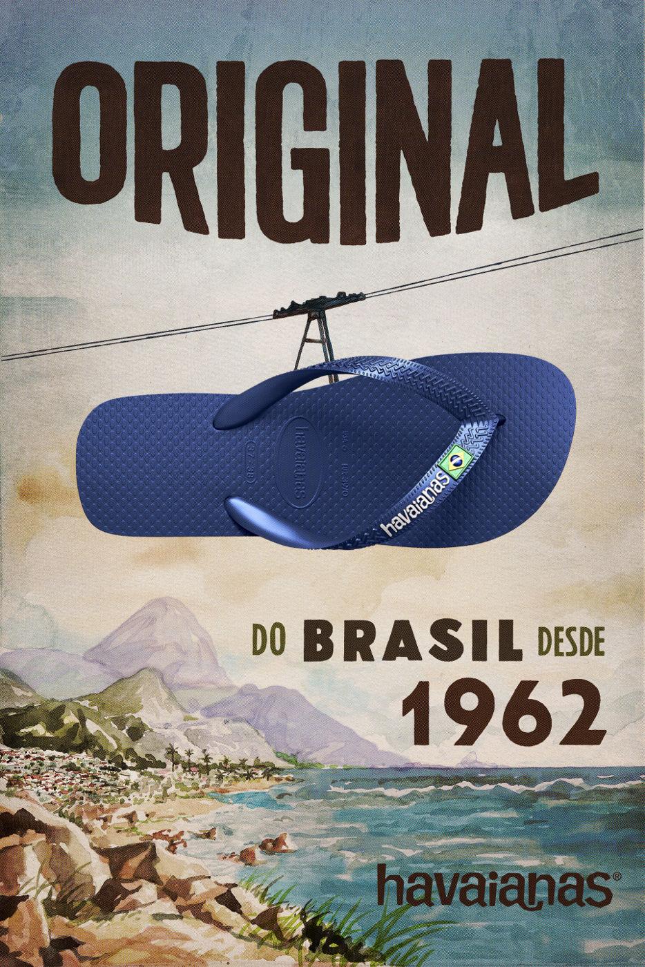 Havaianas Brand History