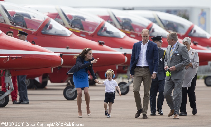 Prince George Style Inspiration
