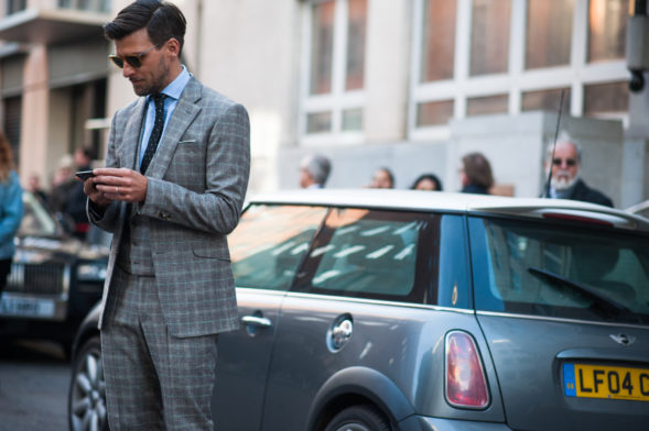 Styling Suits with Sneakers: A Gentleman's Guide