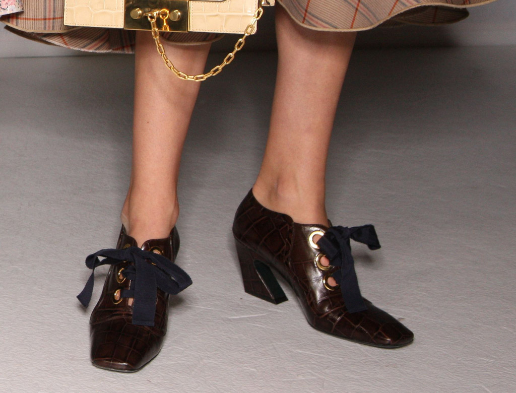 mulberry-souliers