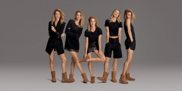 Rosie Huntington-Whiteley: An Interview with UGG's New Muse