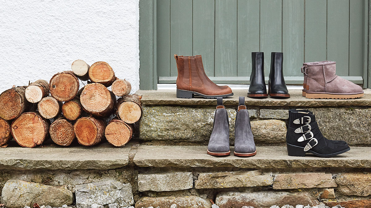 A Guide to Your Perfect Autumn Boots
