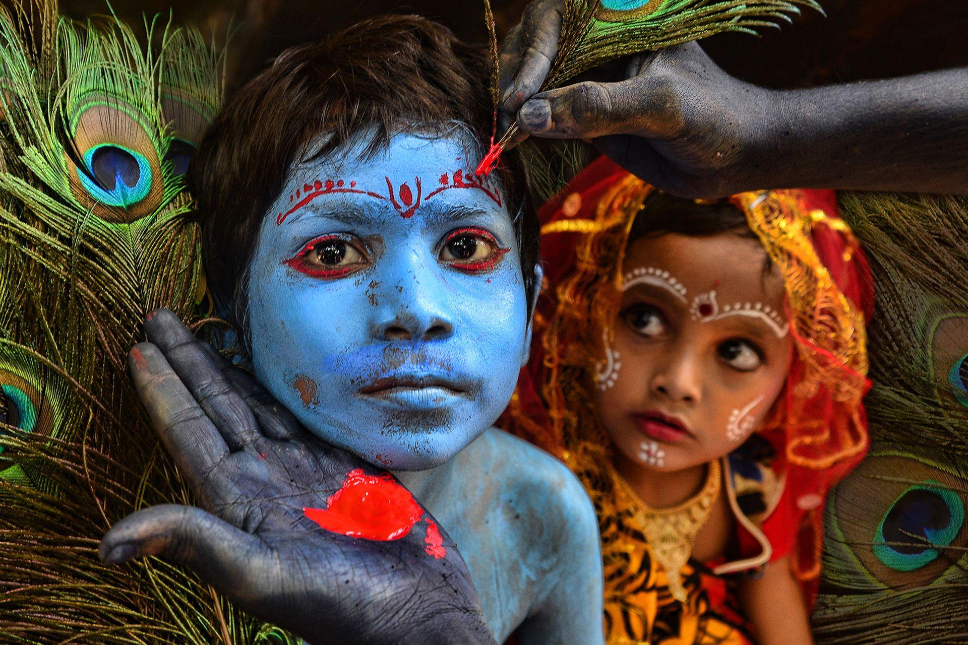 The Make Up by Sanghamitra Sarkar