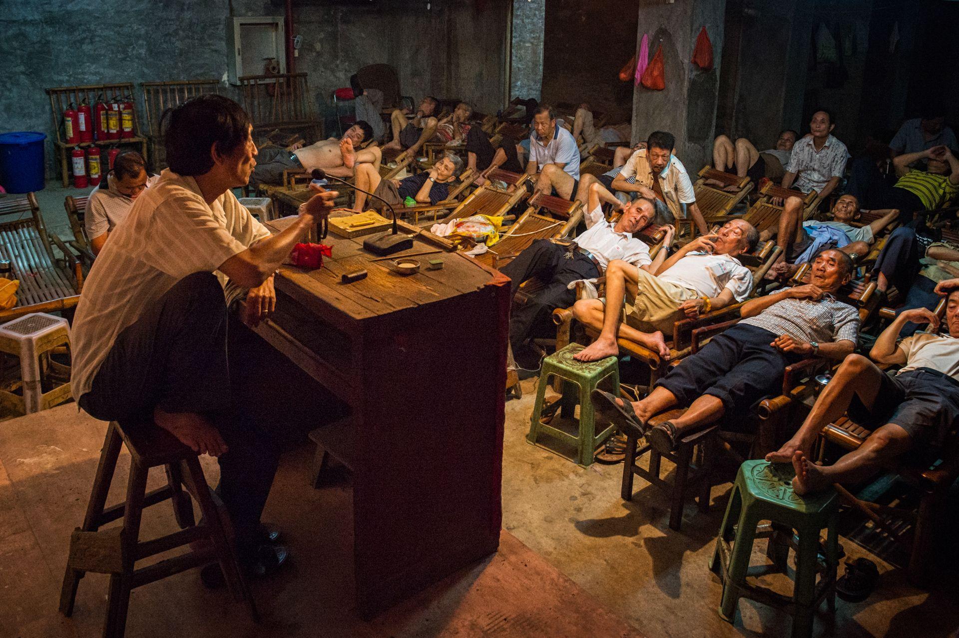 Storytelling by Aimin Wang