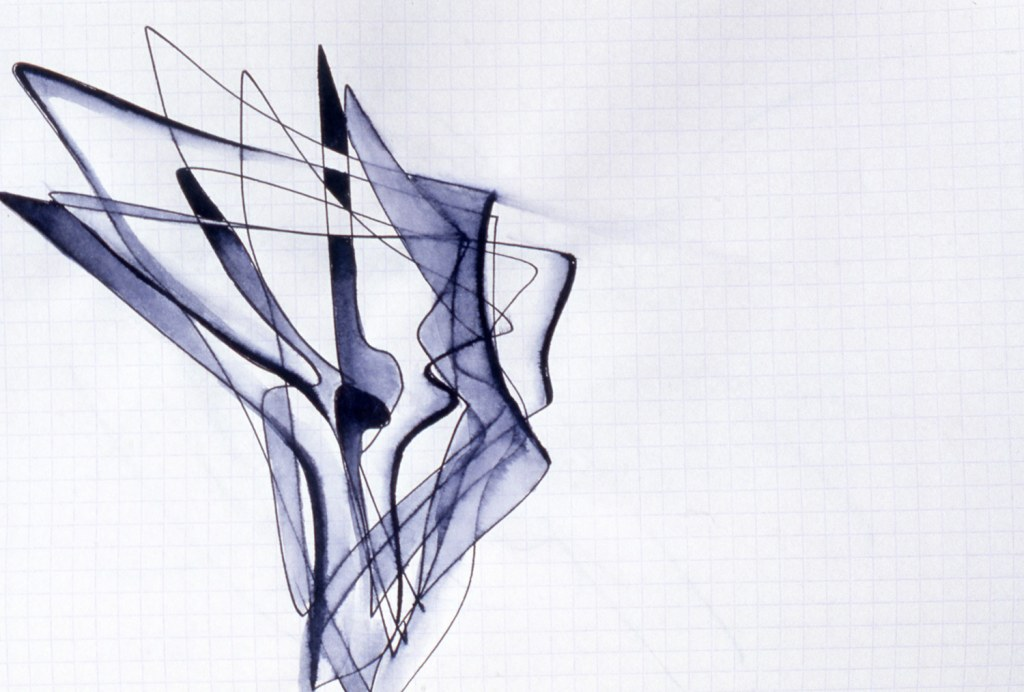 Zaha Hadid Early Paintings and Drawings Serpentine