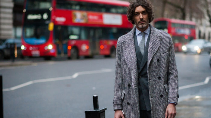 The Best Street Style Looks from London Fashion Week Men's AW17