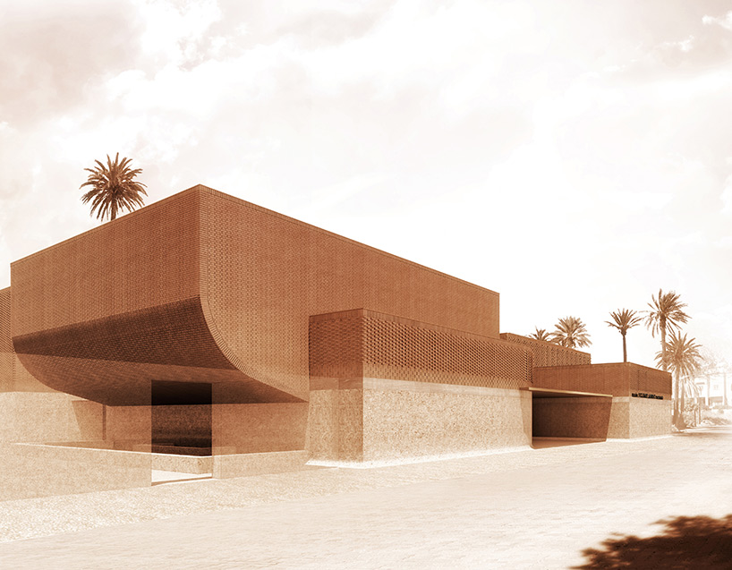 yves-saint-laurent-museum-marrakesh-morocco-studio-KO-thehut