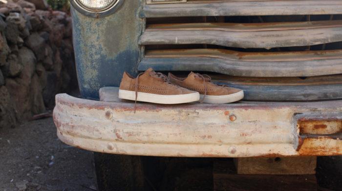 TOMS Deconstructs its Classic Lenox Sneaker