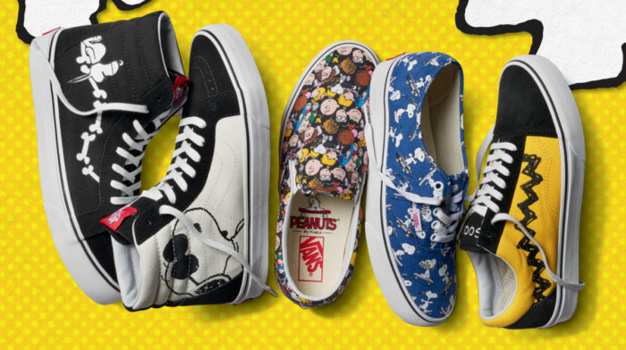 Introducing the Vans x Peanuts Collection