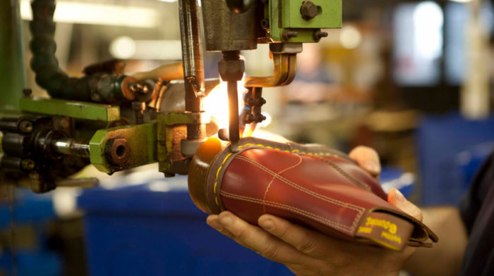 On the Factory Floor: Dr. Martens' Cobbs Lane