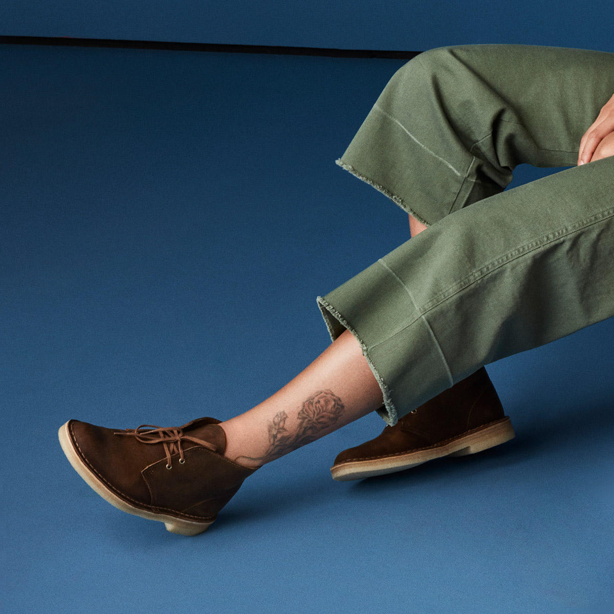 are mens clarks shoes good for your feet