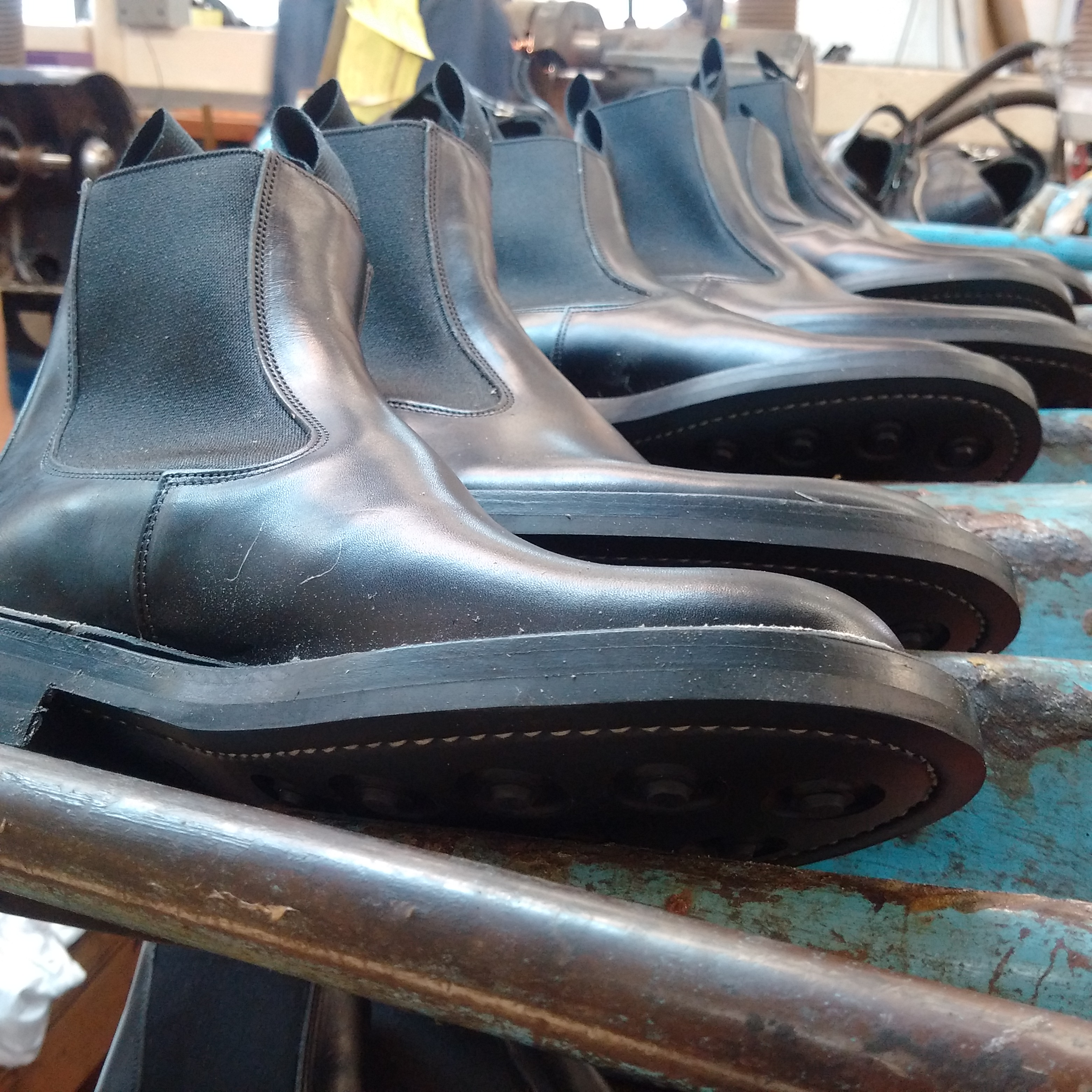 Tricker's Shoes Factory