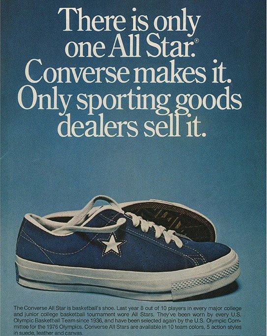 basket homme converse one star