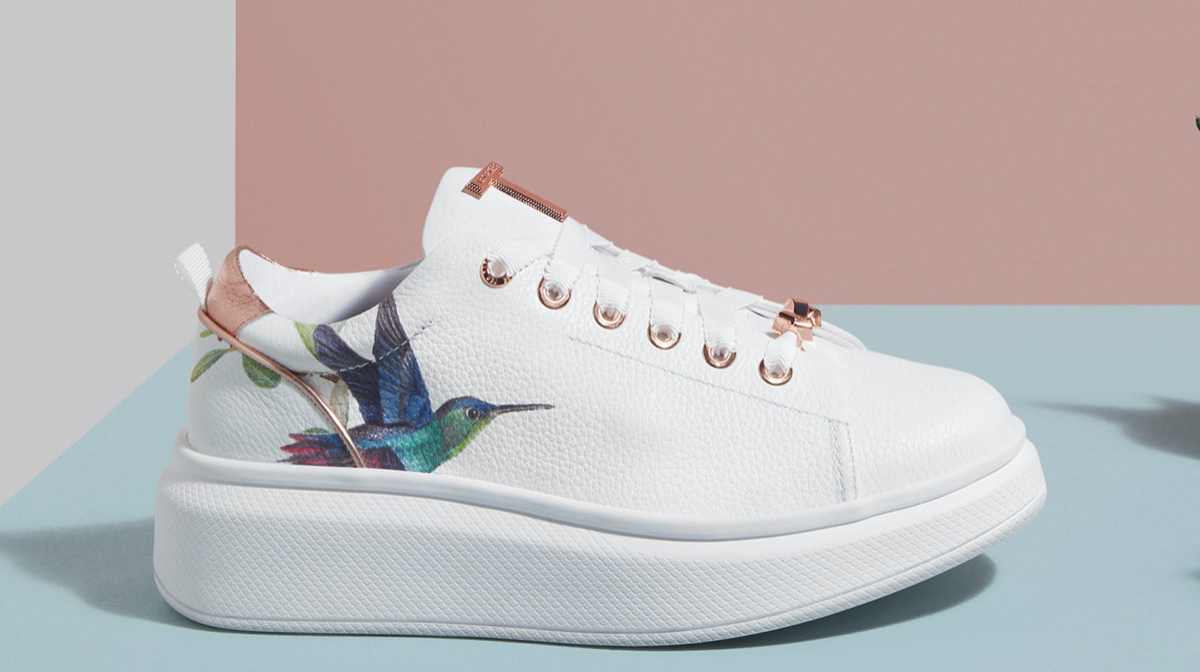 ted baker hummingbird trainers