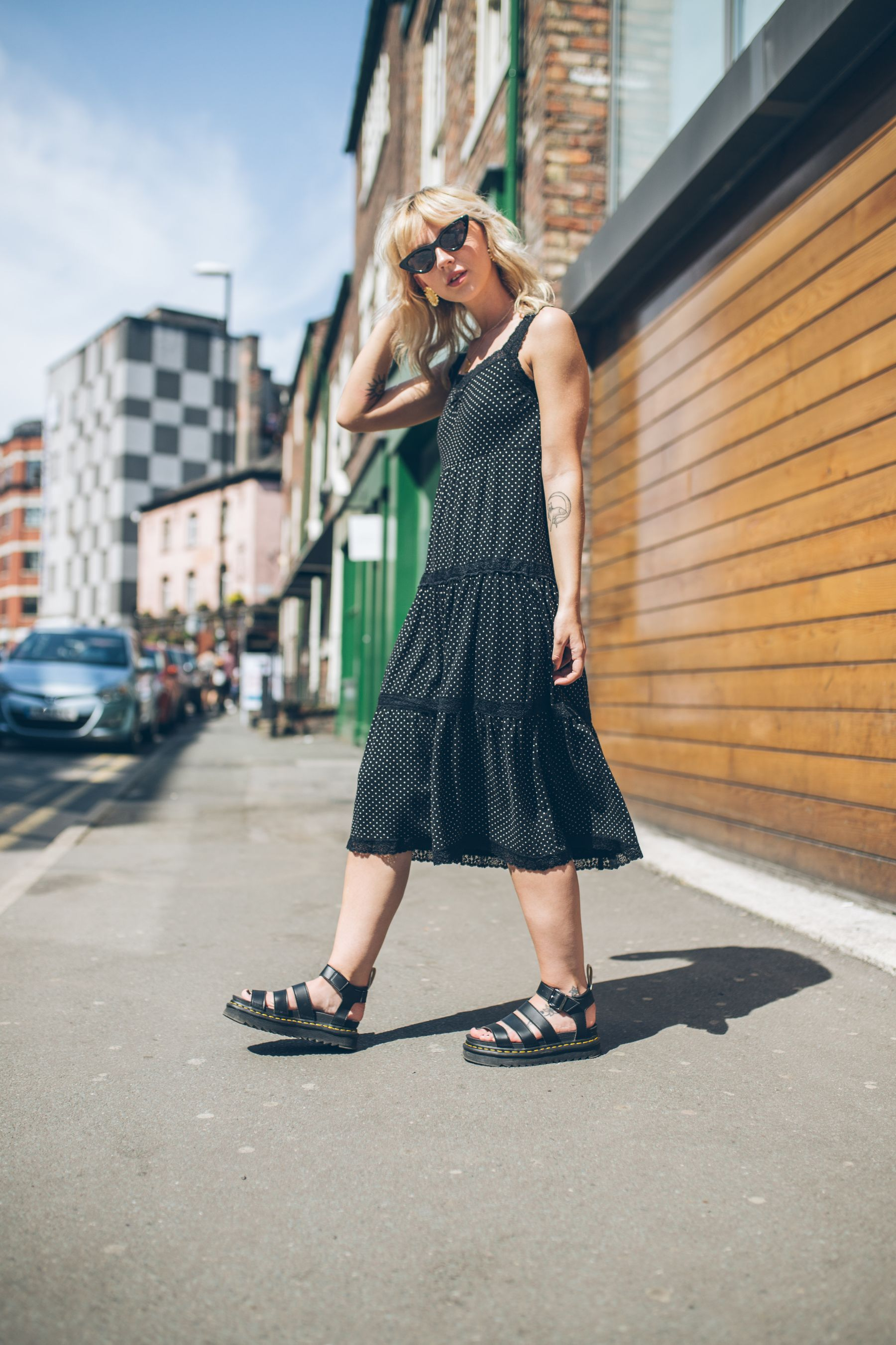 Styling Dr. Martens for Summer with Starr Clare , Allsole