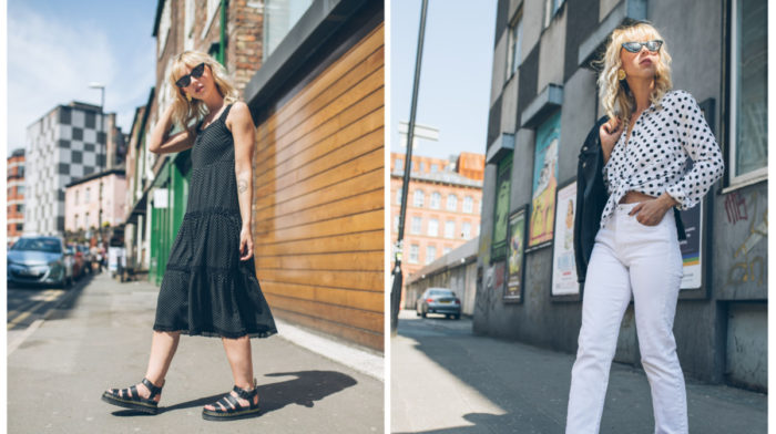Styling Dr. Martens for Summer with Starr Clare