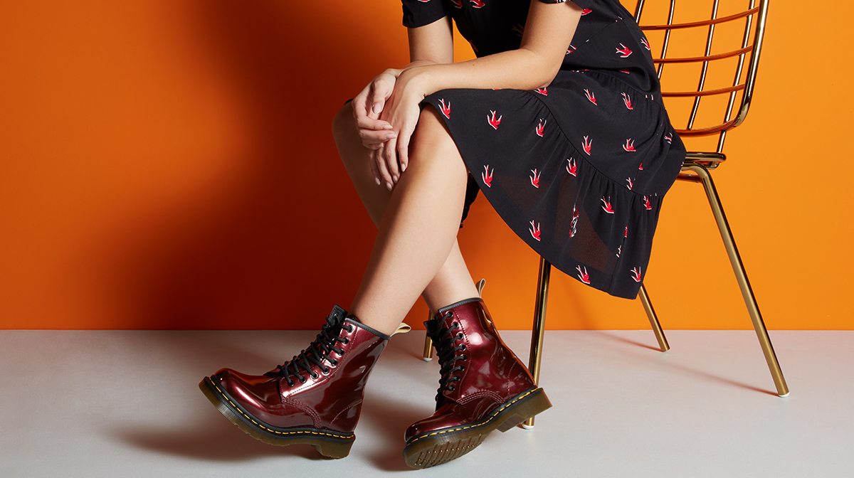 01ba0b34155 A Buyer's Guide to Dr. Martens - Allsole