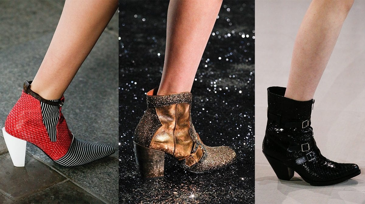 SS19 Shoe Trend Report | Fashion Week