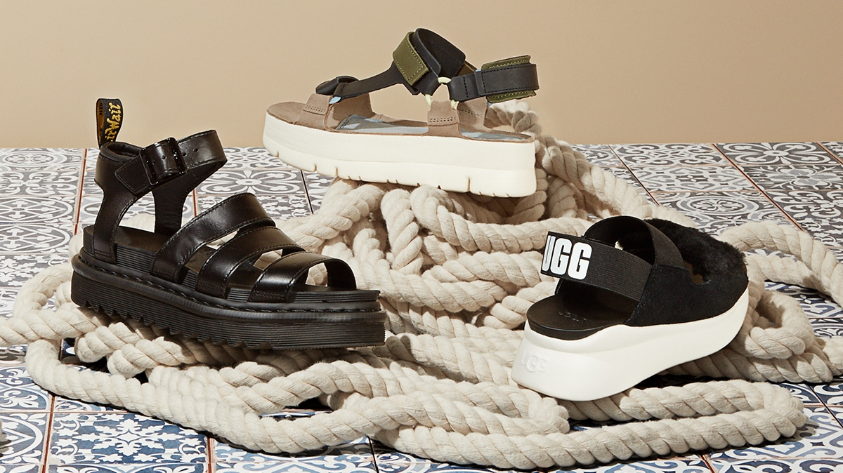 How to do the Ugly Sandal Trend