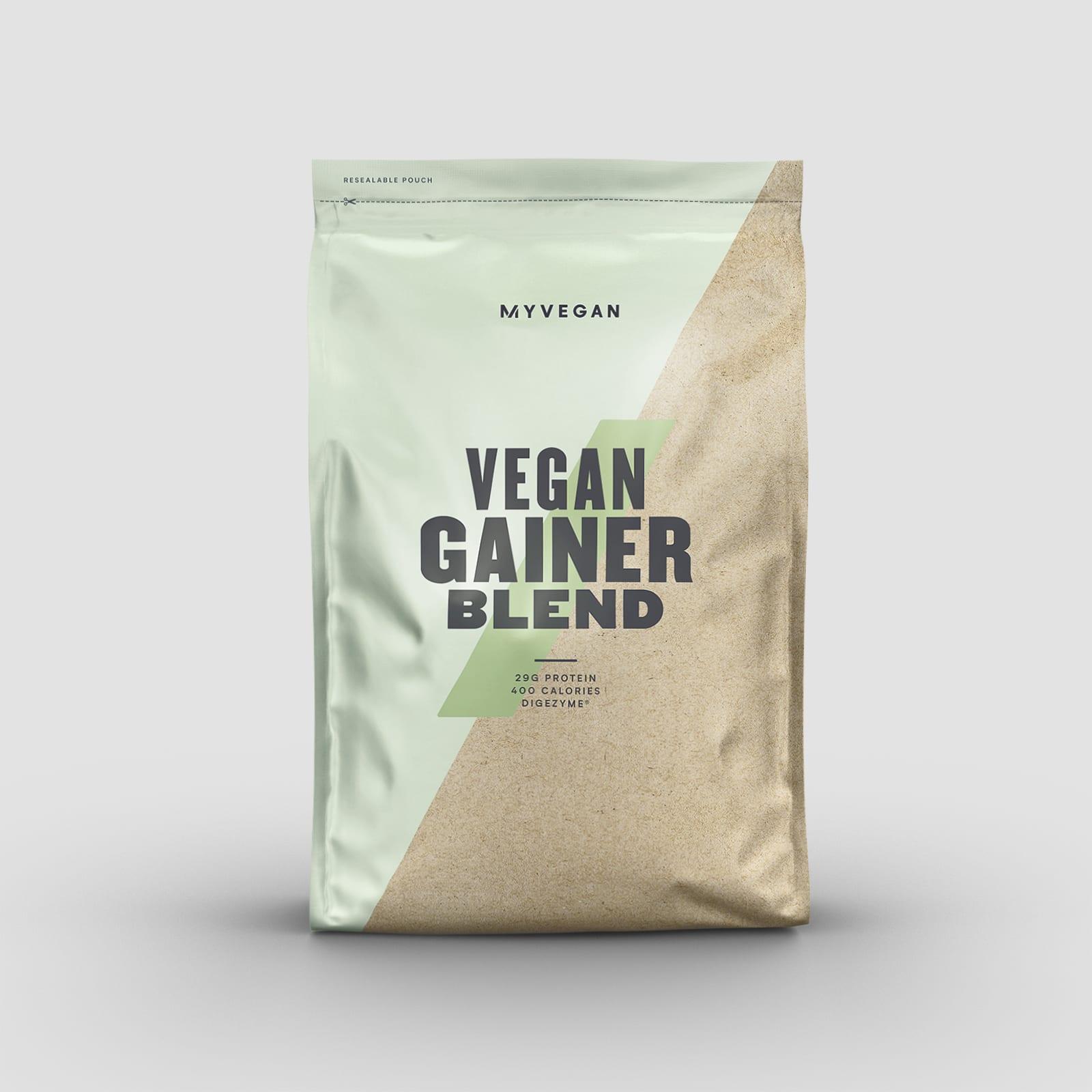vegan gainer blend