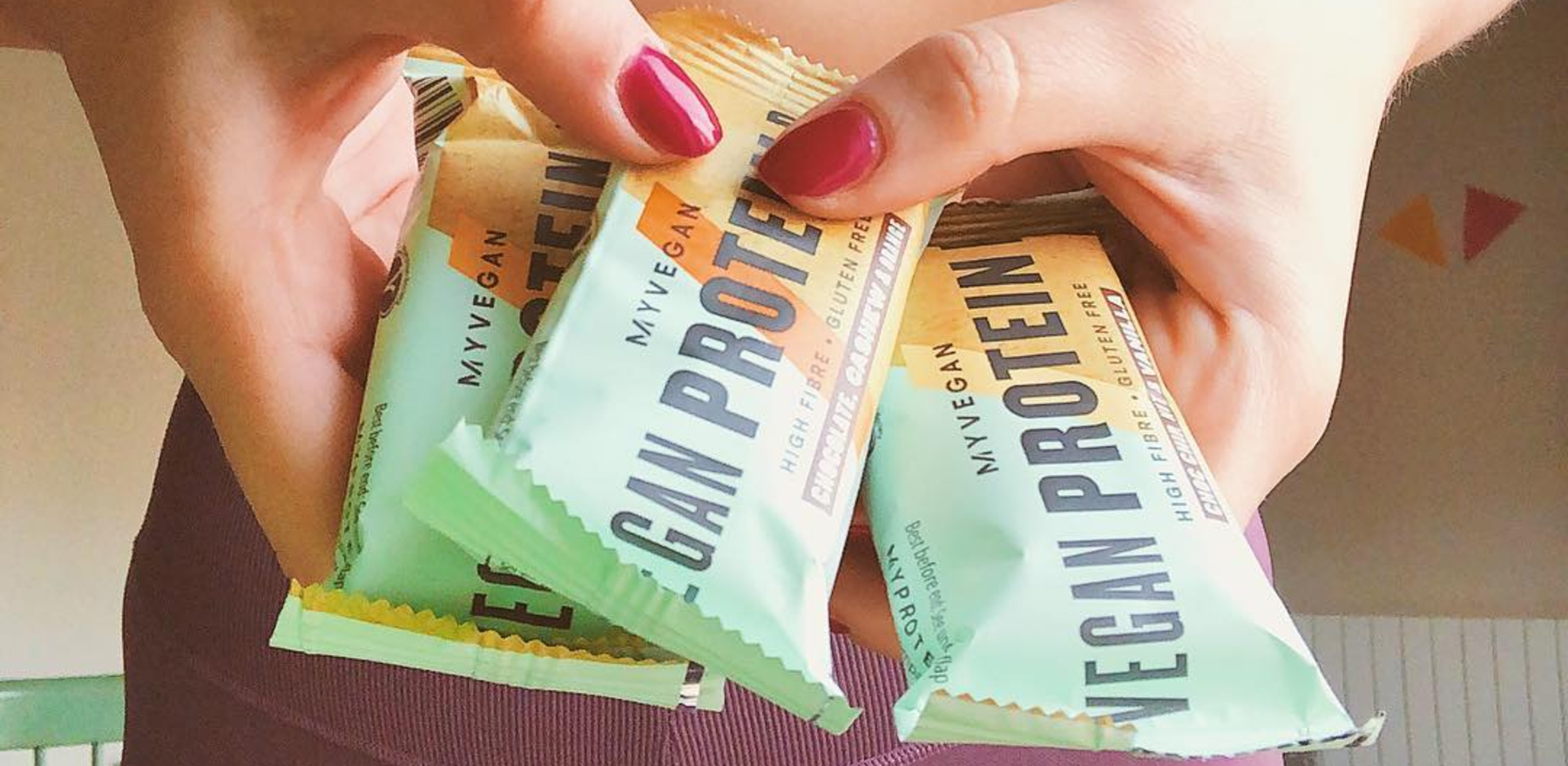 10 Healthy Vegan Snacks For When You're On The Go