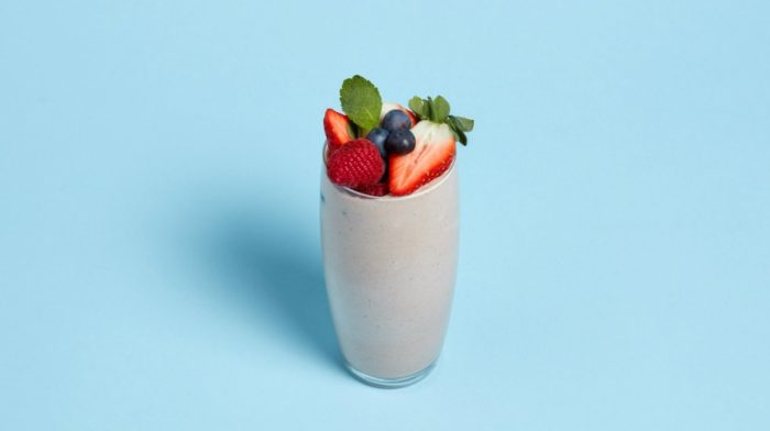 Super-Simple Vegan Protein Smoothie Recipe