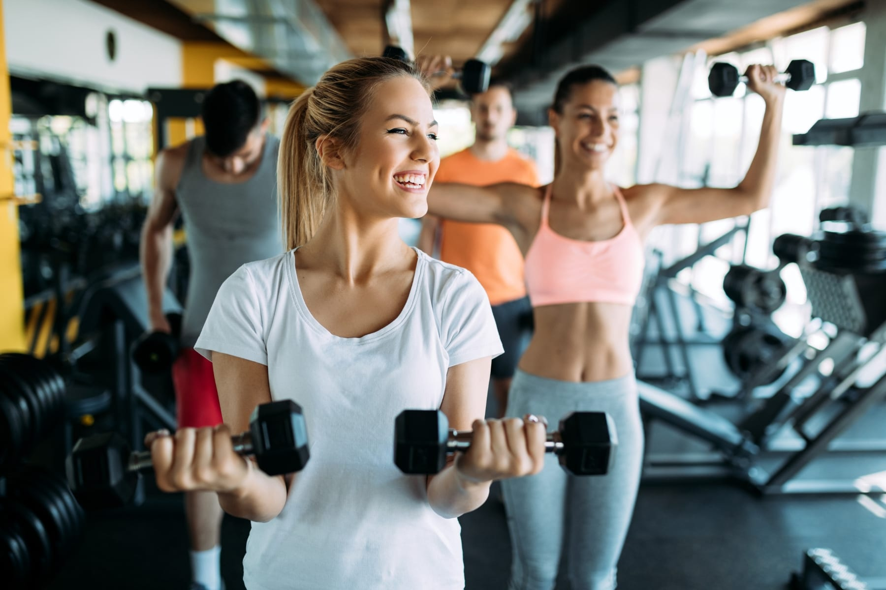 A Beginners' Guide to Starting Out at the Gym