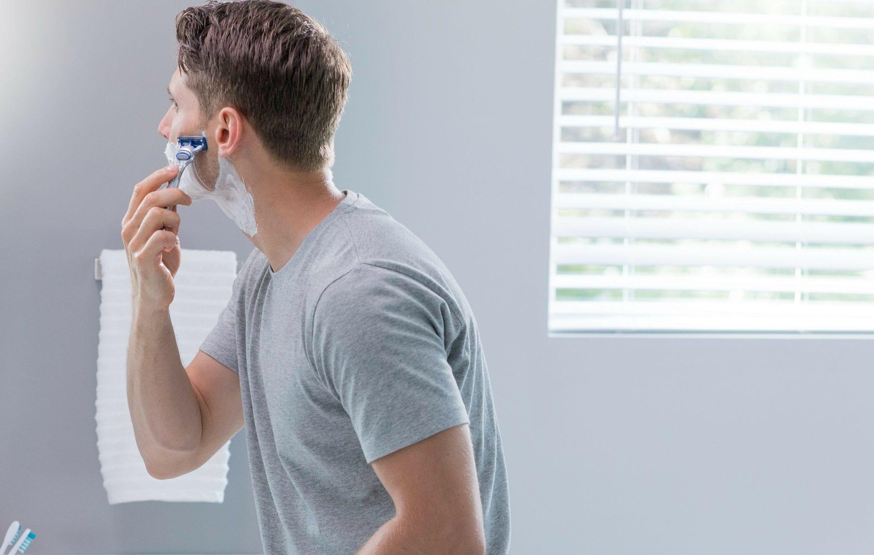 Tipps: Rasur von starkem Bartwuchs & krausen Barthaaren