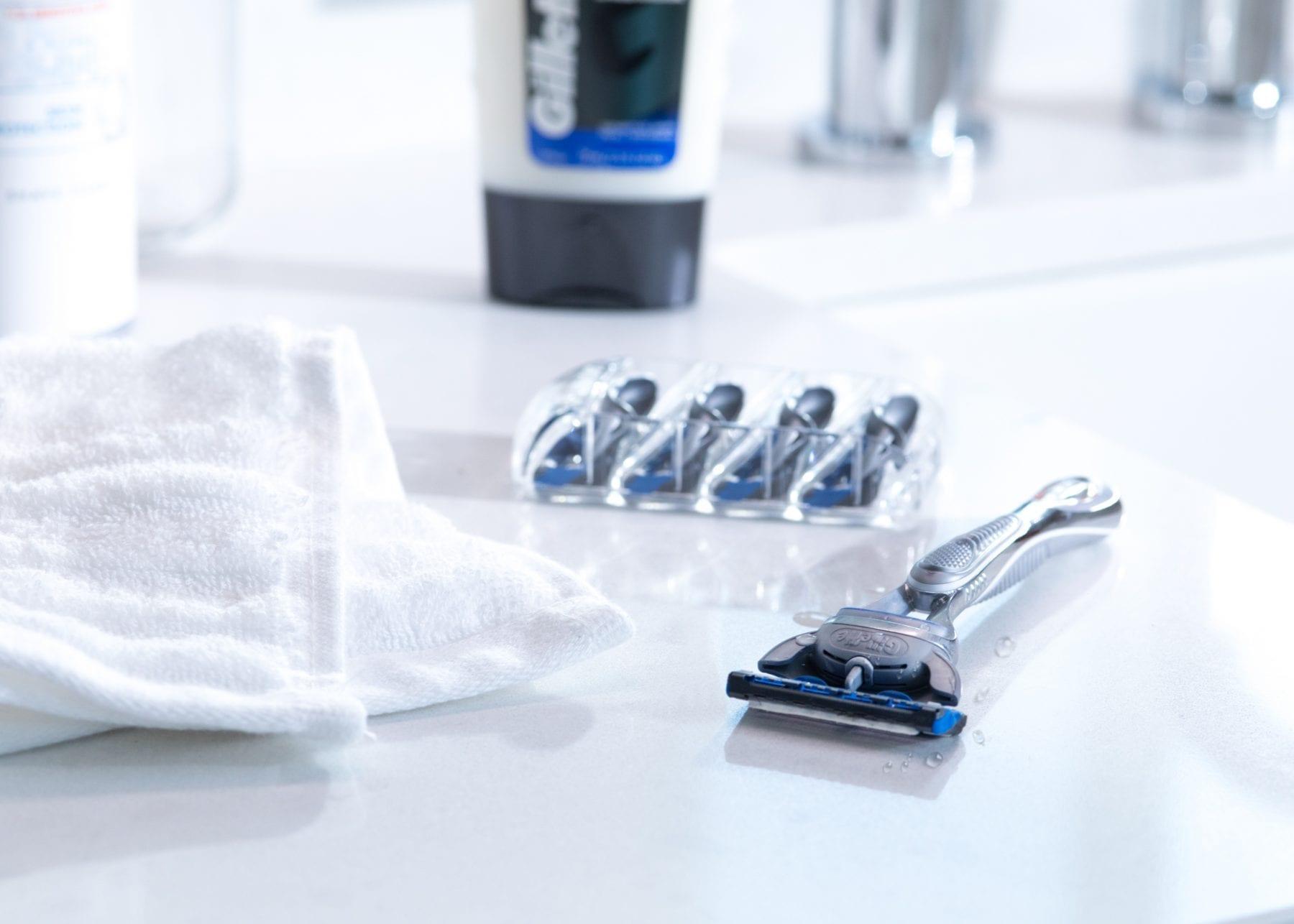SkinGuard Sensitive – unser erster Rasierer speziell für Männer mit empfindlicher Haut