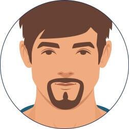 Bartpflege: Henriquatre – der königliche Goatee Bart