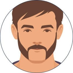 Bartpflege: Der Mutton Chops