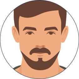 Bartpflege: Der Balbo-Bart