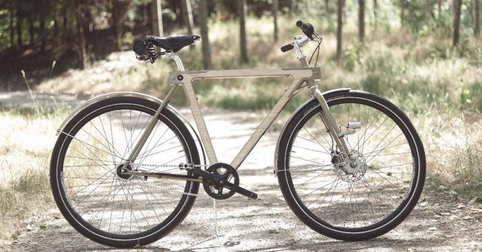 BSG Bikes WOOD.b