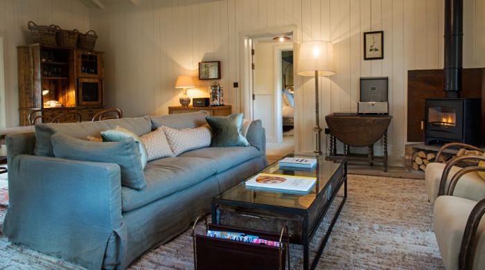 Soho Farmhouse Living Room