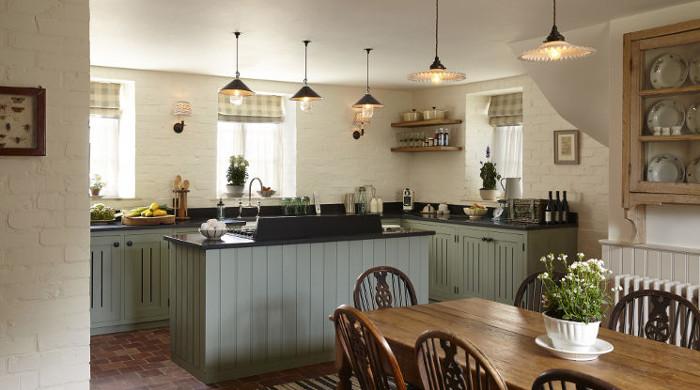 Soho Farmhouse Kitchen