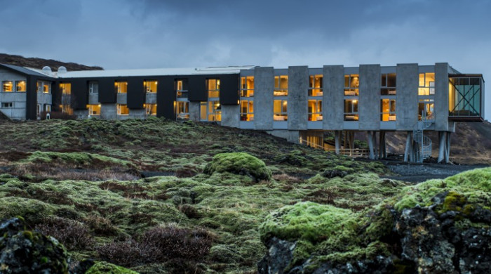 Luxury Adventures in Iceland hotel
