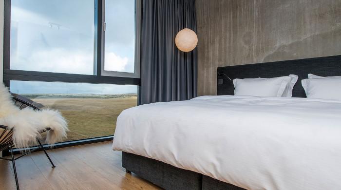 Luxury Adventures in Iceland bedroom