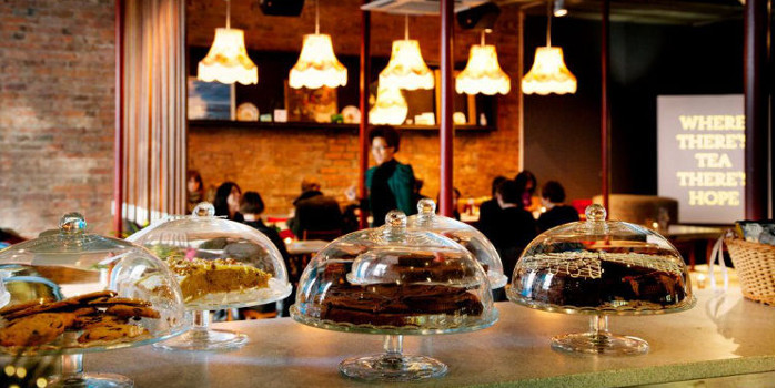 Top 10 Cafes and Bars in the UK